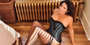 Auberte live escorts in Westminster